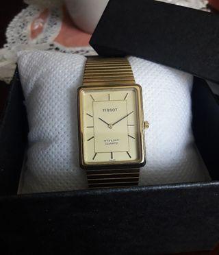 Reloj Vintage Tissot Stylist De Segunda Mano Por 80 En