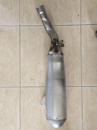 Tubo de escape Yamaha YZF 450R
