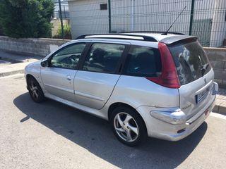 Peugeot 206 SW 2004
