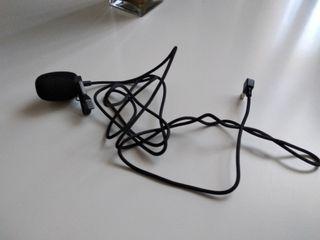 Microfono de solapa original SjCam