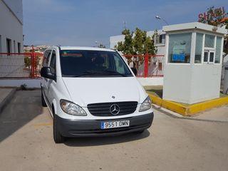 Mercedes-benz Vito 2005 9 plazas