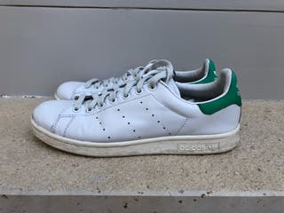 Adidas Stan Smith blancas piel
