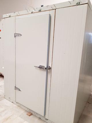 Camara de paneles (refrigeracion)