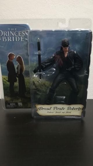 Figura Neca Pirata Roberts La Princesa prometida