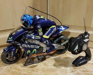 MOTO DANI PEDROSA HONDA WGP MOVISTAR 250cc