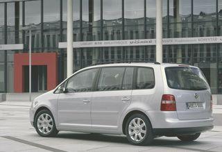 Volkswagen turan 2006 diesel piezas