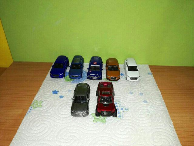 coches minuatura