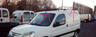 Vaca Peugeot Partner 2007