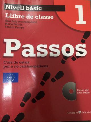 Libro Catalá- curs Catalá