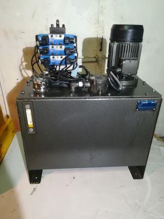 Centralita hidraulica 2CV