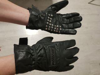 Guantes de moto mujer
