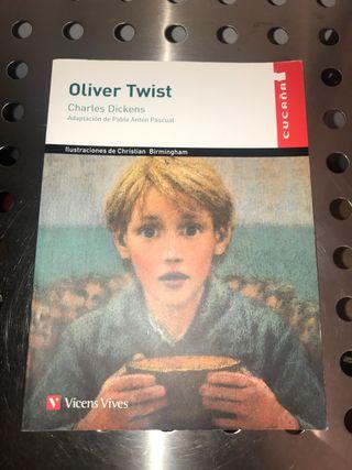 Libro oliver twist.