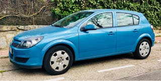 Opel Astra Twinport 2005