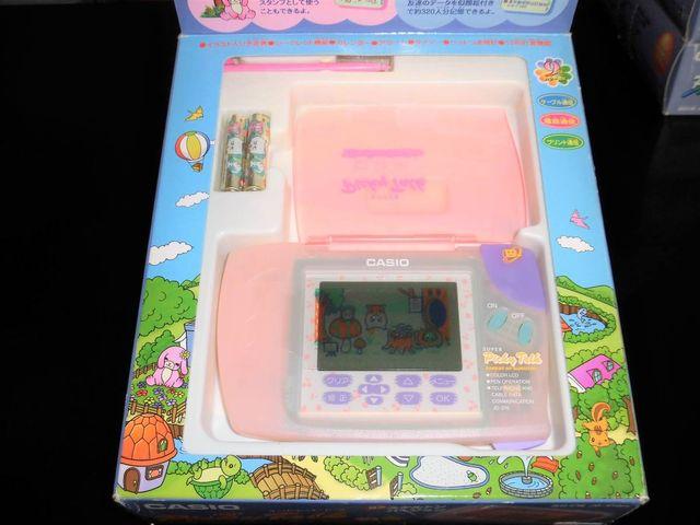 Lote 2 retro consolas CASIO Picky Talk muy raras.