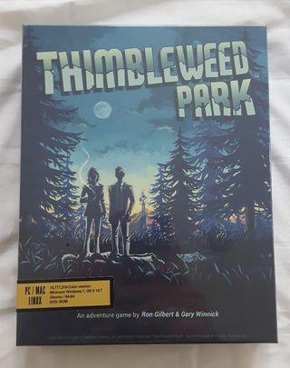 Juego PC Thimbleweed park Nuevo sellado