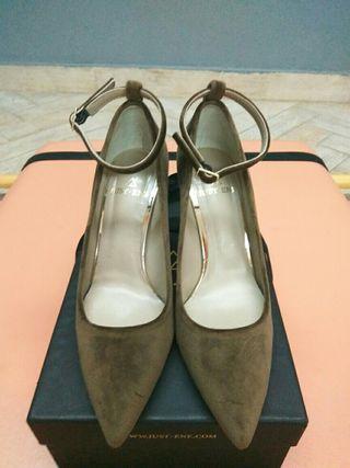 Zapatos t.37'5 Just ENE Nuevos