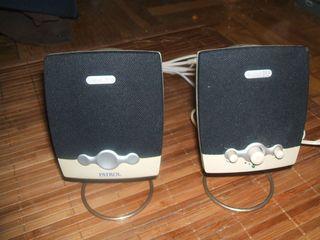 Altavoces para ordenadores de sobremesa marca patr