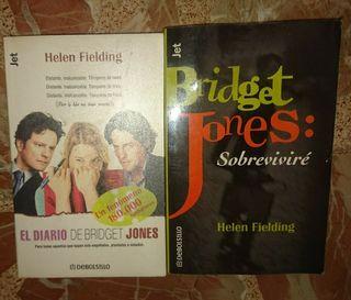 libros Bridget Jones