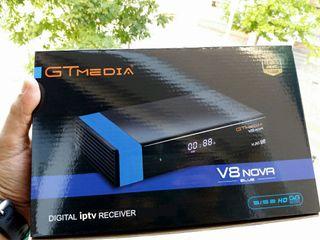Freesat V8 NOVA_Orange.