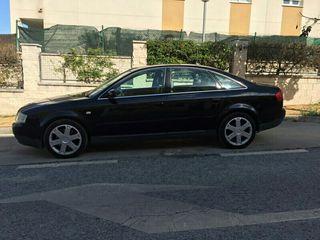 Audi A6 2002 kilómetros 190..mil..reales..