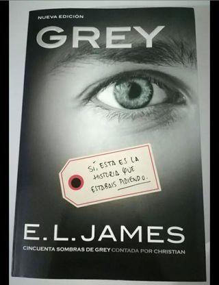 Cincuenta sombras de Grey contada por Cristian