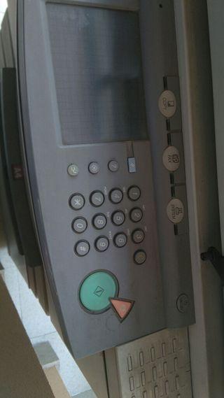 Fotocopiadora impresora fax Canon GP255