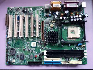 PLACA BASE MOTHERBOARD QDI PlatiniX 2A - ATX PC
