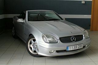 Mercedes-Benz SLK230 Kompressor 198cv 2000