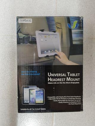 Soporte para tablet para coche