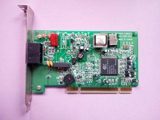 MODEM TELEFÓNICO FAX 56K - CONEXANT RS56-PCI