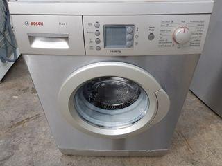 Lavadora Bosch Inox 7 K 1200 Rpm A+A GARANTIA
