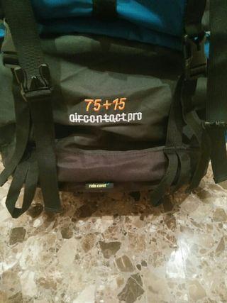 Mochila alpinismo 75L + 15L / Precio negociable