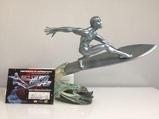 silver surfer edicion limitada