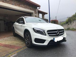 Mercedes CLASE GLA 220 CDI 4M SUV
