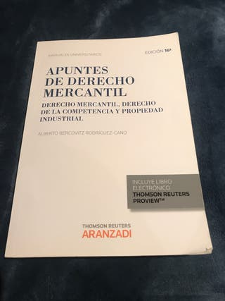 Manual Derecho Mercantil