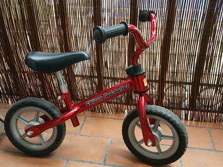 bicicleta sin pedal para niño