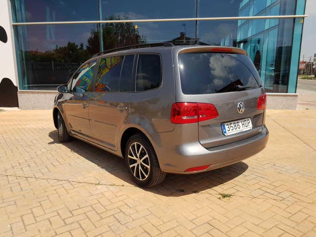 Volkswagen Touran 1.6 TDI 105Cv Advance