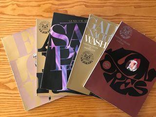 5 libros arte El mundo de los museos todo a color
