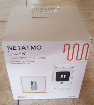 Termostato NETATMO STARK nuevo