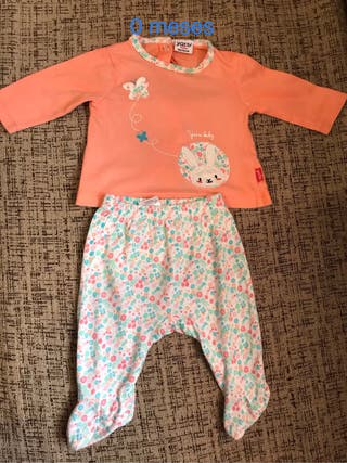 ropa de niña 0 mes