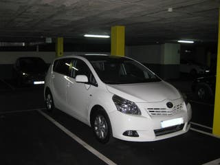 Toyota Verso active 7pz 2012