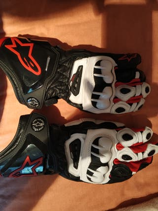 guantes alpinestars