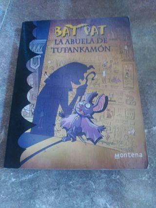 Bat Pat La abuela de Tuntankamon