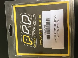 Amplificador de caudal CRF450R