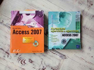 Libros Access 2007