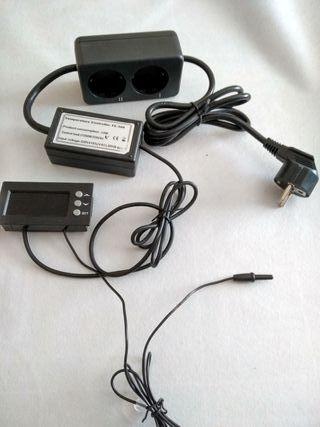 Controlador de temperatura para acuario