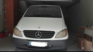 Furgoneta Mercedes-Benz vito isotermica