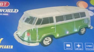altavoz bluetooth furgoneta w