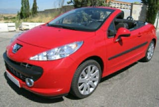Peugeot 207 cc 2010