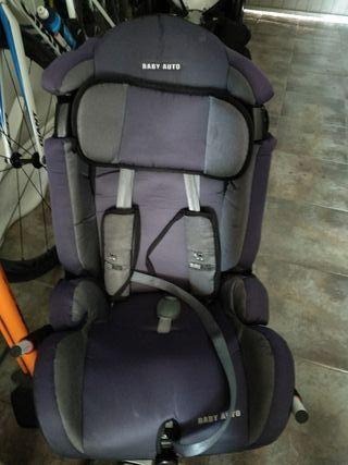 silla coche niño talla 2-3
